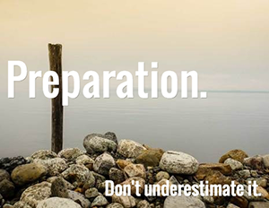 promote preparedness