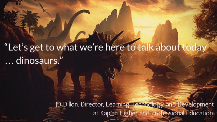 JD Dillon - #ModernLearner Webinar