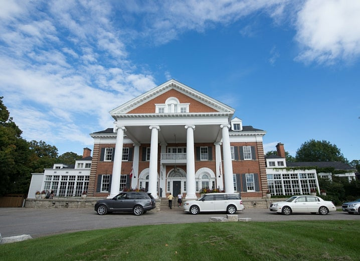 Langdon Hall - The location of Axonify's first community conference.