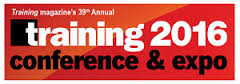 training 2016 conference