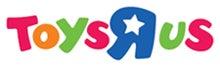 Toys R' Us logo.