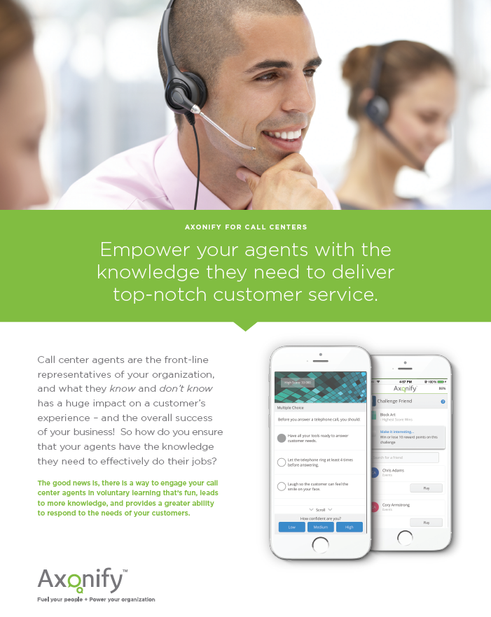 axonify call center