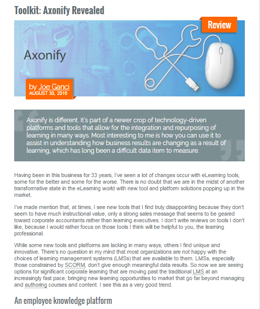 axonify uncovered