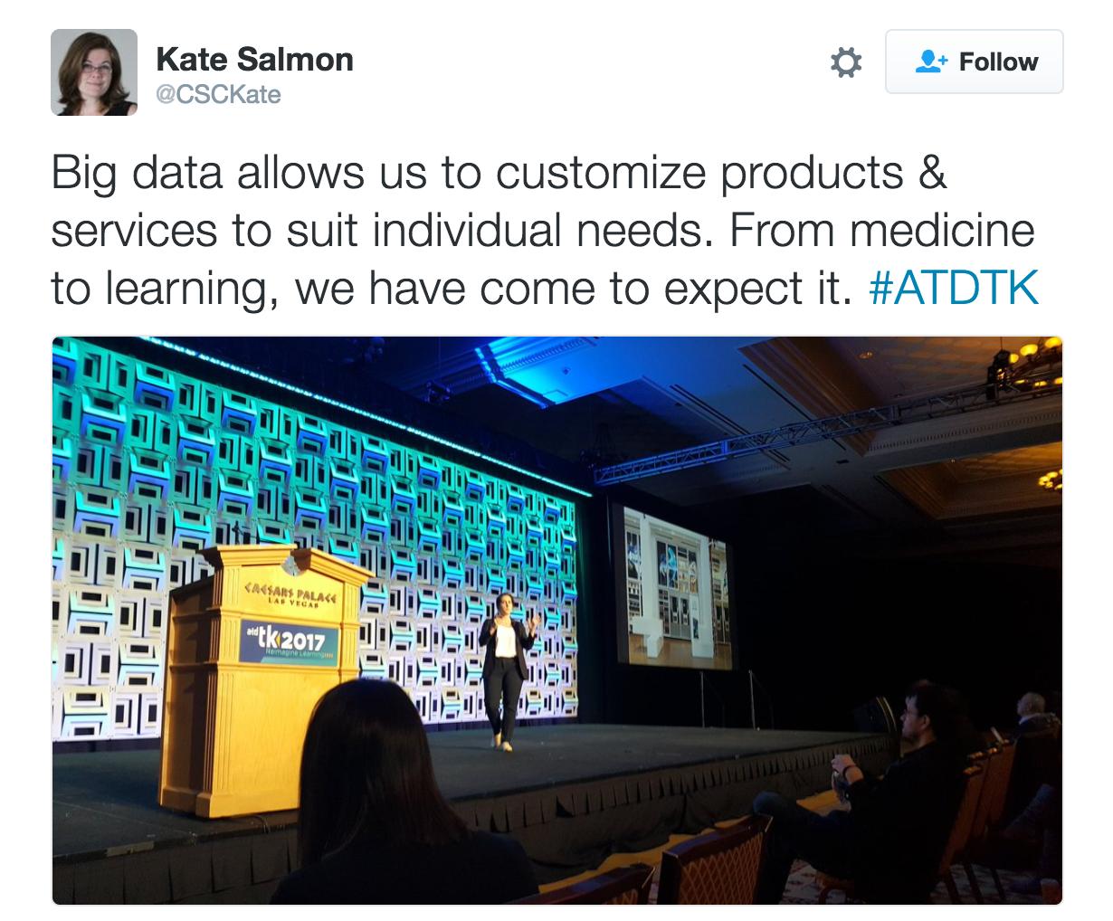 Big Data Tweet