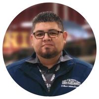 Saul Campos from Northgate González Market