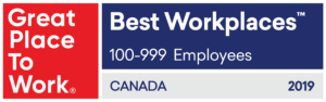 Best Workplaces Canada 2019