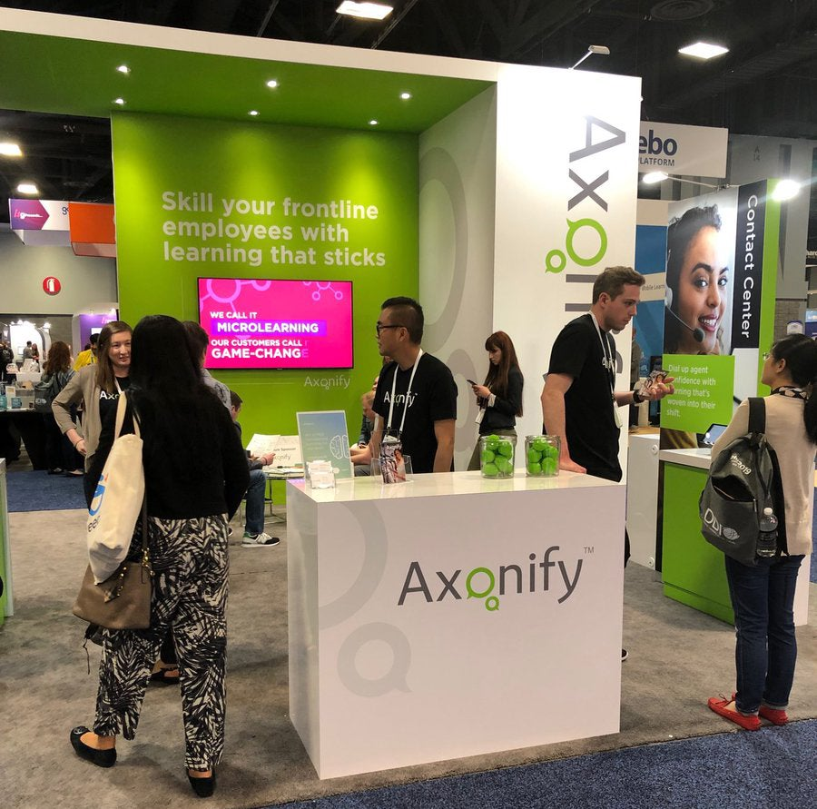 The biggest question at the 2019 ATD Conference & Expo: Where do I start? | Axonify