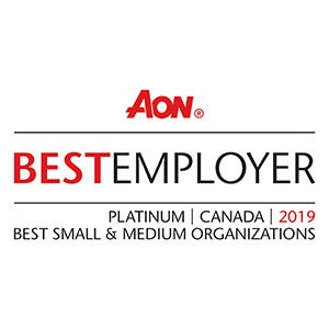 "<h4>2019 Aon Best Employers in Canada</h4>  For the second year in a row, Axonify was named as one of the country's top employers. <br></br> This award was presented in 2019 by Aon Best Employers in Canada. <p class=""p1""><a href=""""https://www.canadianbusiness.com/lists-and-rankings/canadas-best-employers-2019-small-and-medium-sized-companies/"""" target=""""_blank"""">Read more about this award<i class=""fas fa-angle-right""></i></a>"