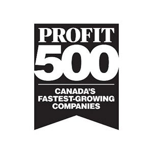 """<h4>PROFIT 500 Ranking</h4> Canadian Business and PROFIT ranked Axonify, the company behind the world's first Employee Knowledge Platform, No. 25 on the 29th annual PROFIT 500, the definitive ranking of Canada's Fastest-Growing Companies. Axonify made the 2017 PROFIT 500 list with an astounding five-year revenue growth of 2,421%. <p class=""""p1""""> <a class=""""soft-btn"""" href=""""""""/news/axonify-ranks-profit-500/"""""""" target=""""""""_blank""""""""> Read more about this award <i class=""""fas fa-angle-right""""></i></a>"""