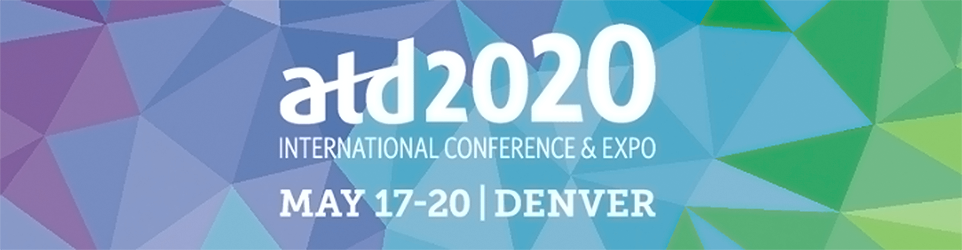 ATD conference banner 2020