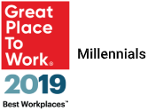 Best Workplaces for Millennials 2019