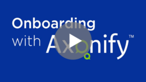 Watch the Onboarding demo