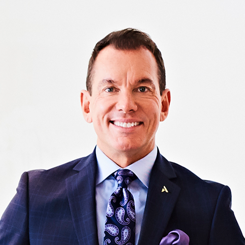 Edwin Frizzel, Regional Vice President, Accor Hotels Central Canada