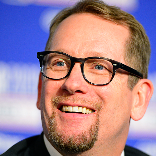 Nick Nurse, Head Coach, Toronto Raptors