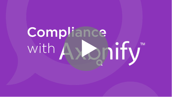 Watch the Compliance demo