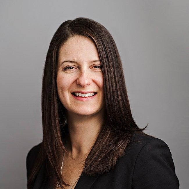 Headshot of Andrea Curry